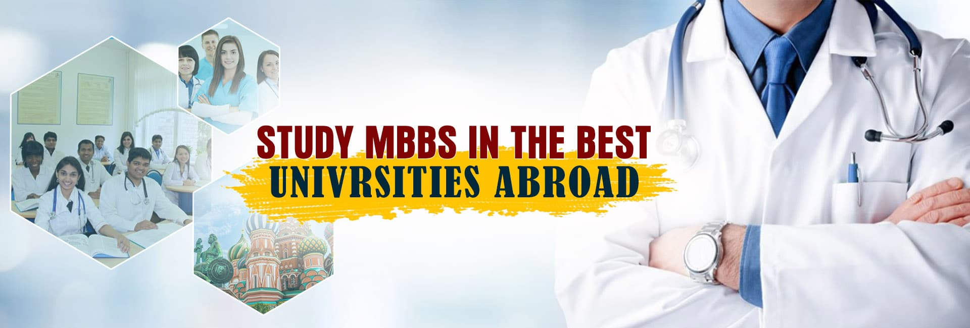Banner, best mbbs university in Russia for indian students
