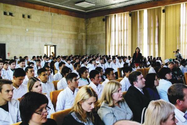 Mordovia state university seminar